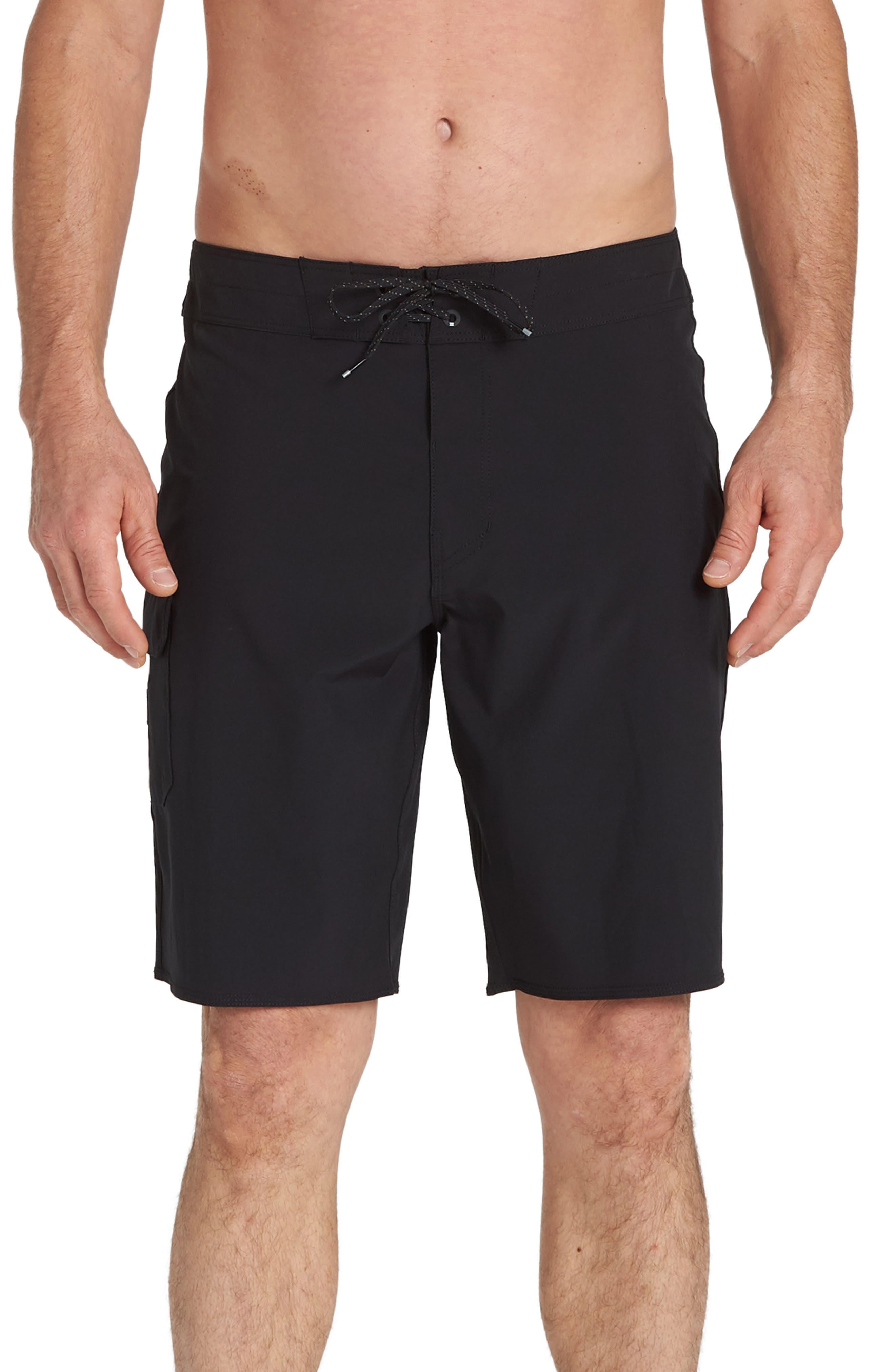 Billabong All Day Pro Board Shorts, Black