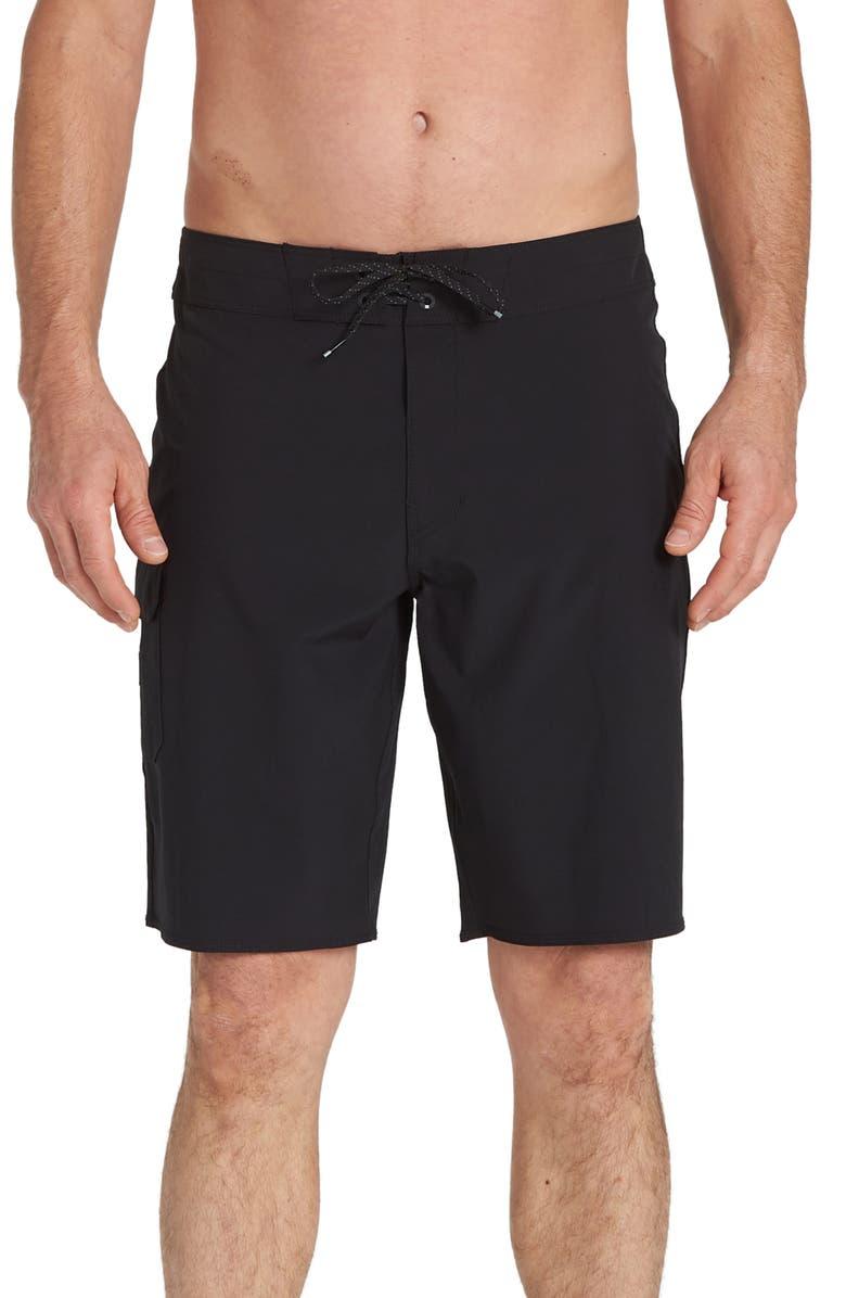 BILLABONG All Day Pro Board Shorts, Main, color, 001