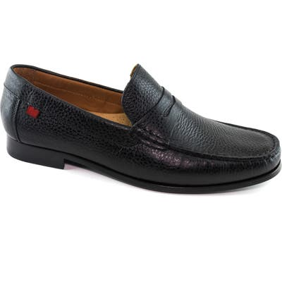 Marc Joseph New York Windsor Penny Loafer- Black