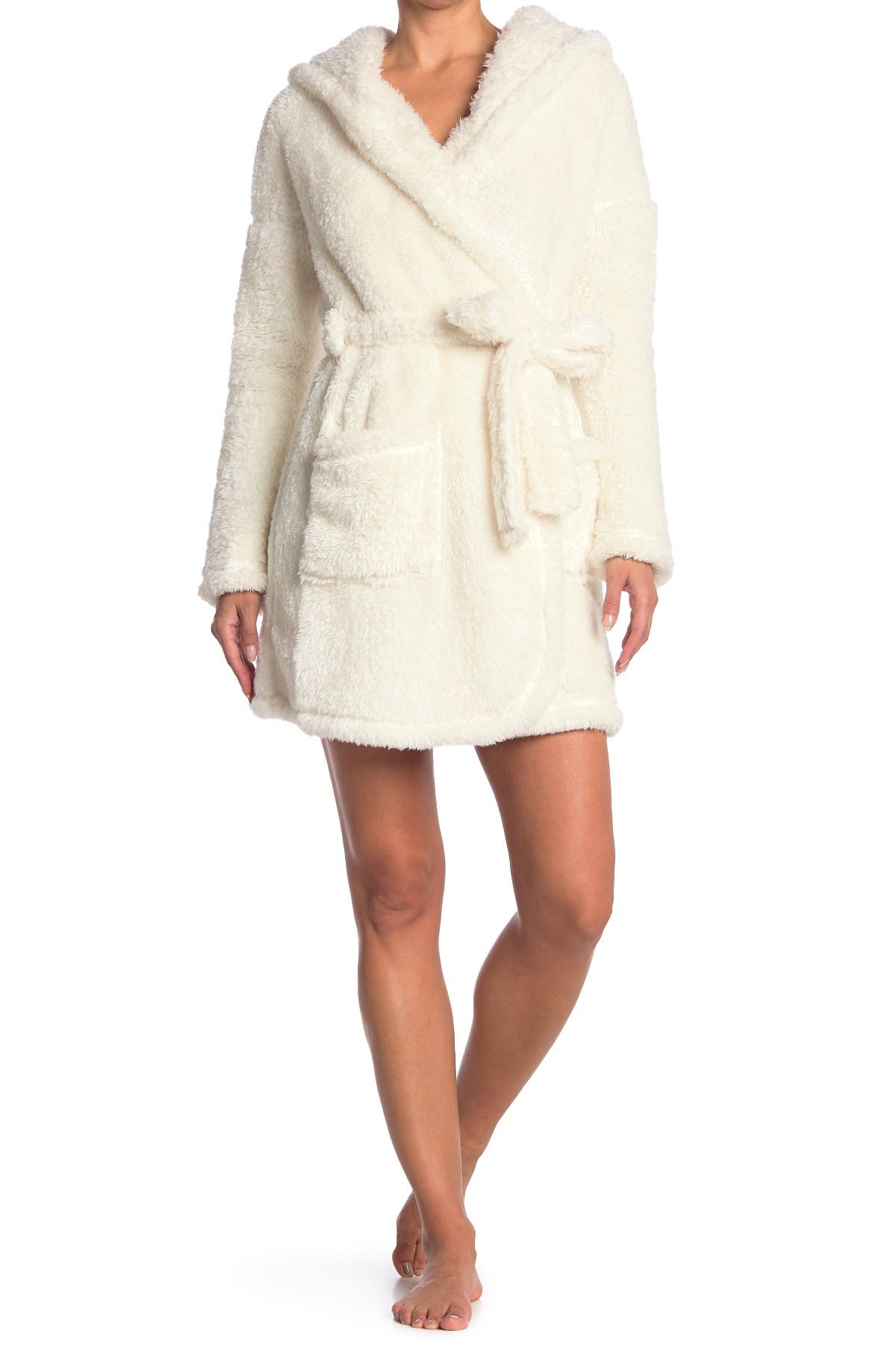 Image of Free Press Fluffy Robe