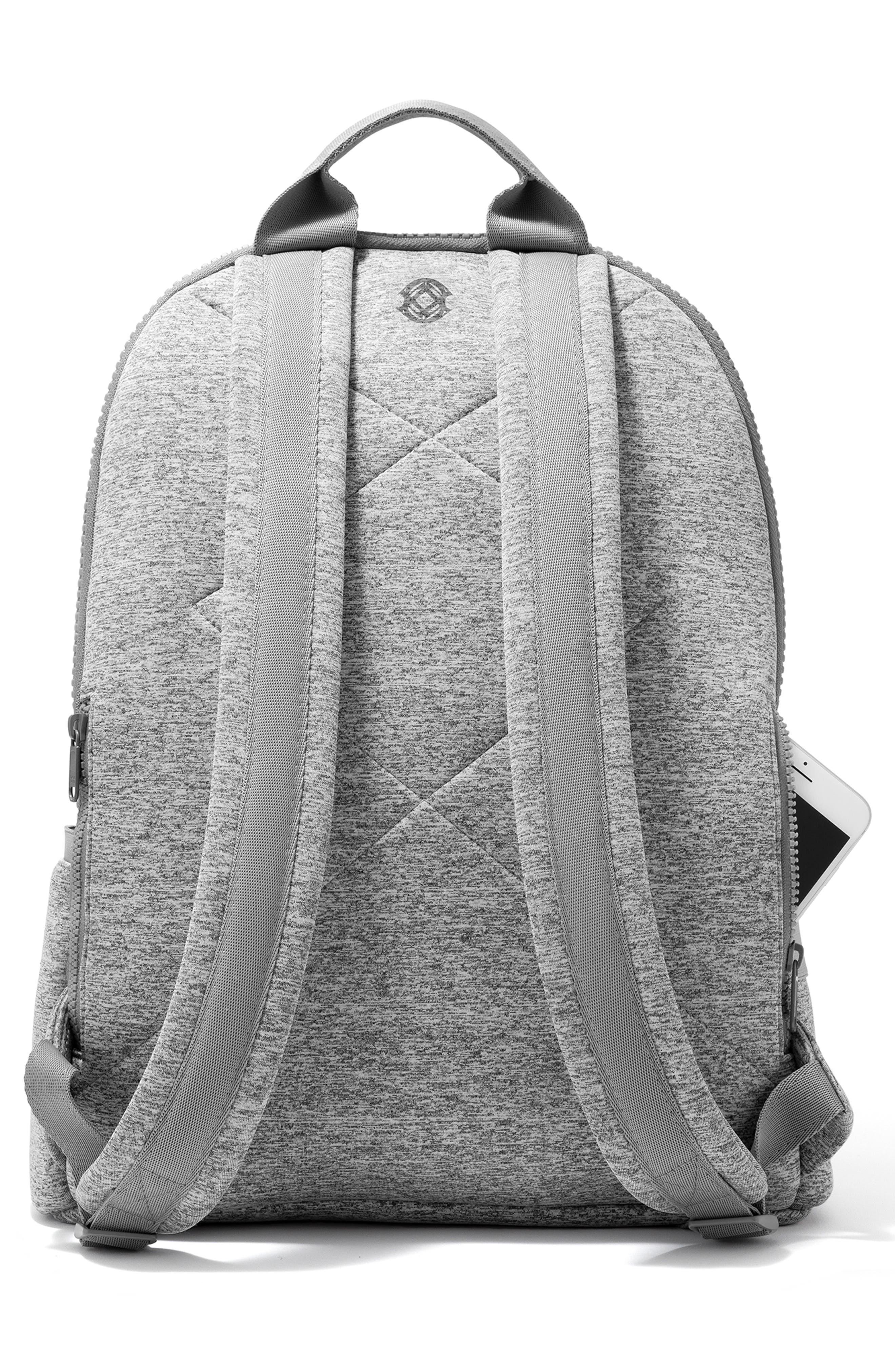 ,                             Large Dakota Neoprene Backpack,                             Alternate thumbnail 2, color,                             HEATHER GREY