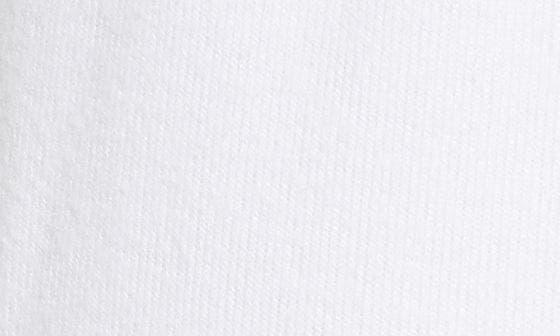 WHITE RETRO STRIPE