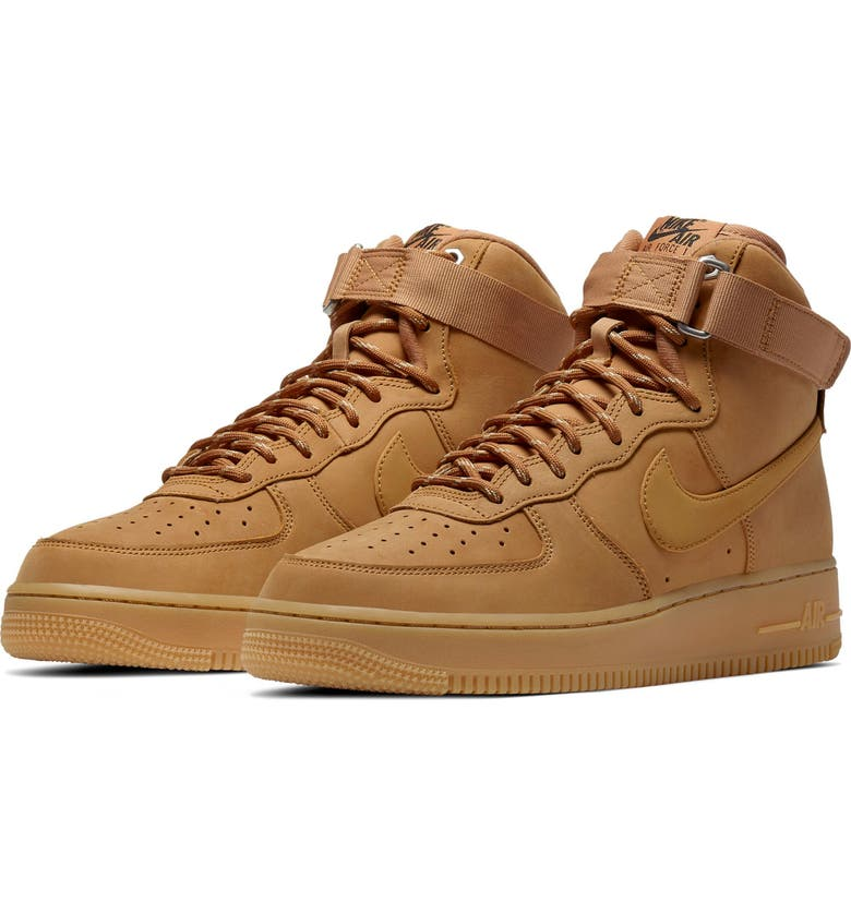 NIKE Air Force 1 High '07 Sneaker, Main, color, 200