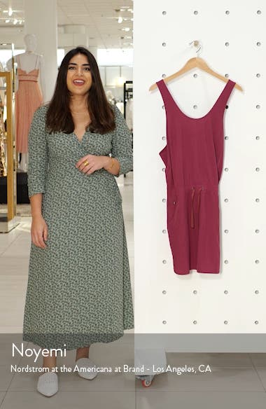 Fleetwith Drawcord Dress, sales video thumbnail