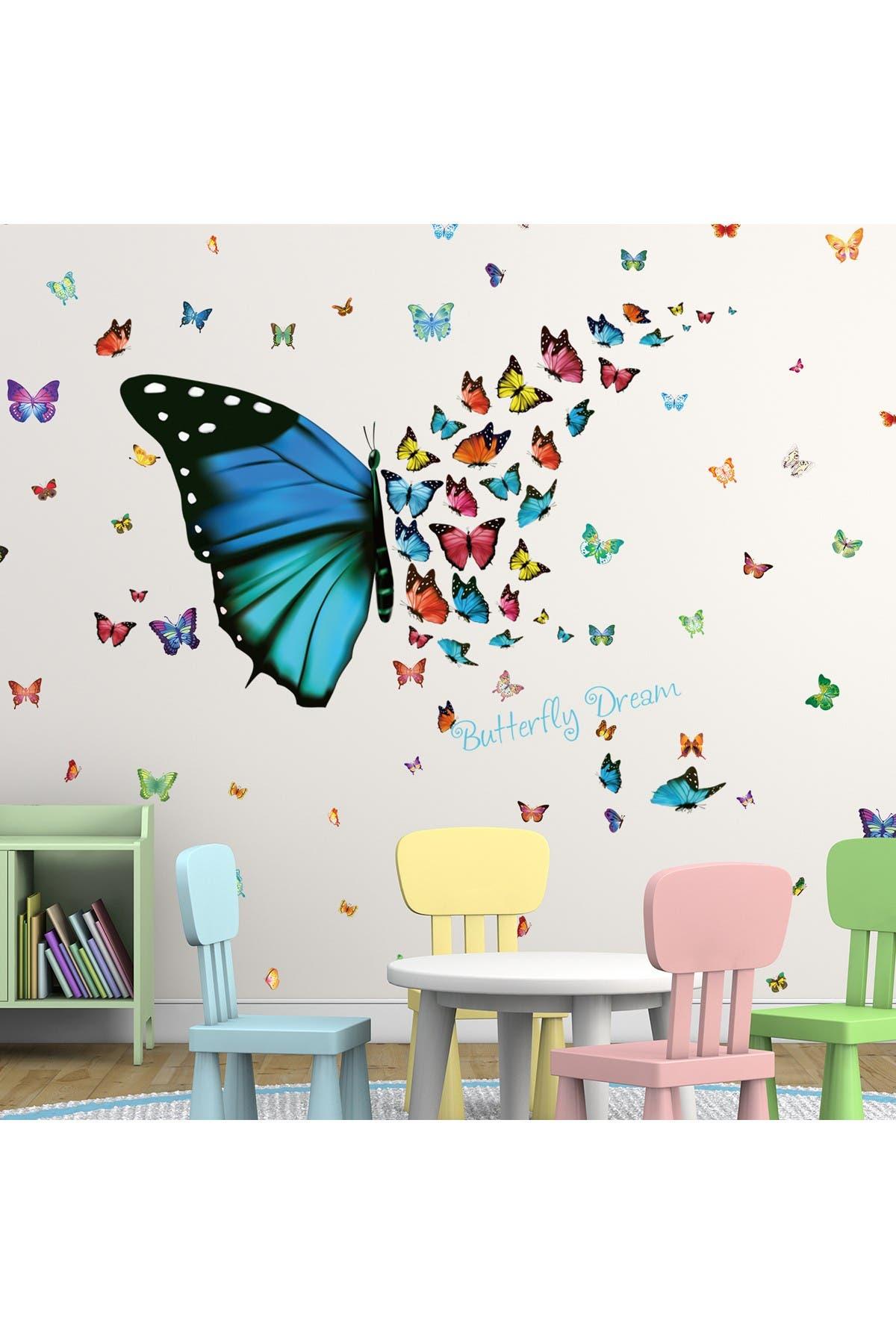 Image of WalPlus Flexi Mini Stickers Happiness Wall Decals