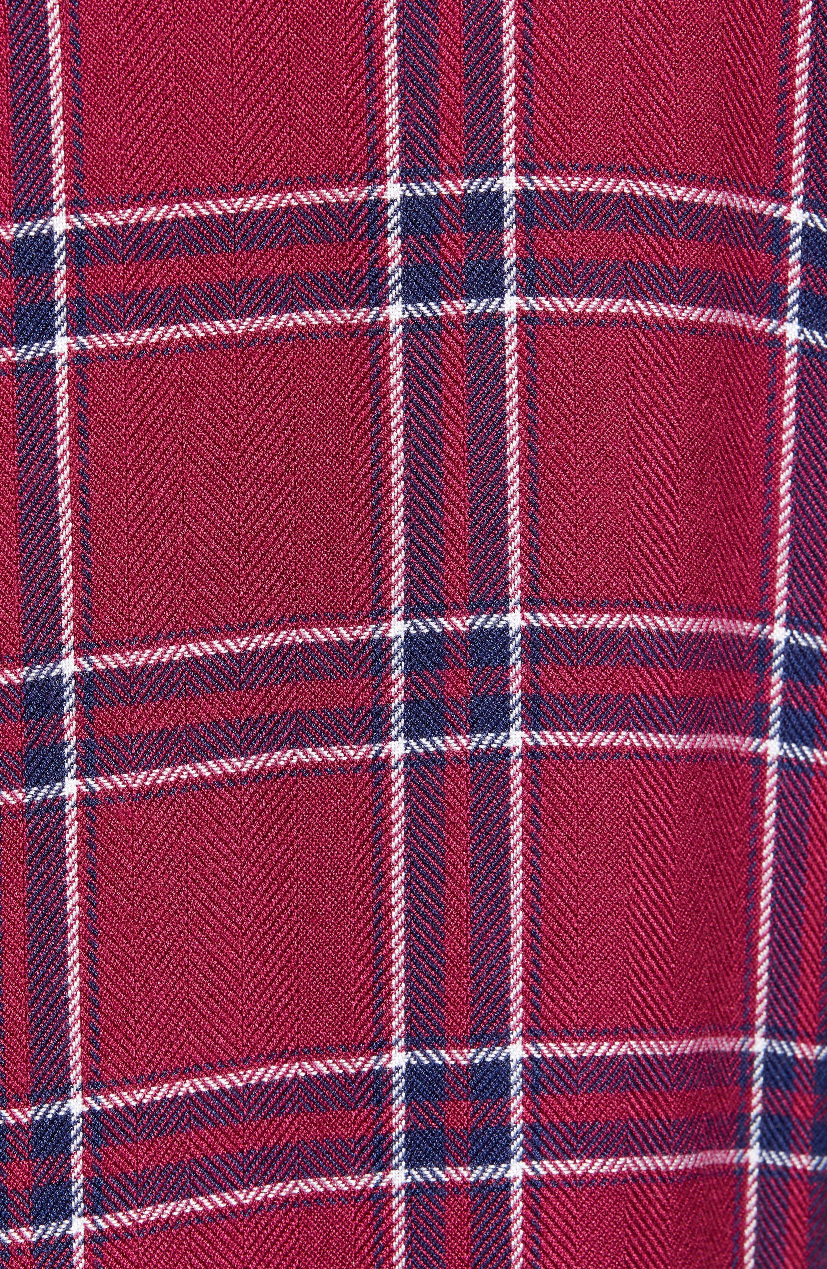 ,                             Hunter Plaid Shirt,                             Alternate thumbnail 33, color,                             935