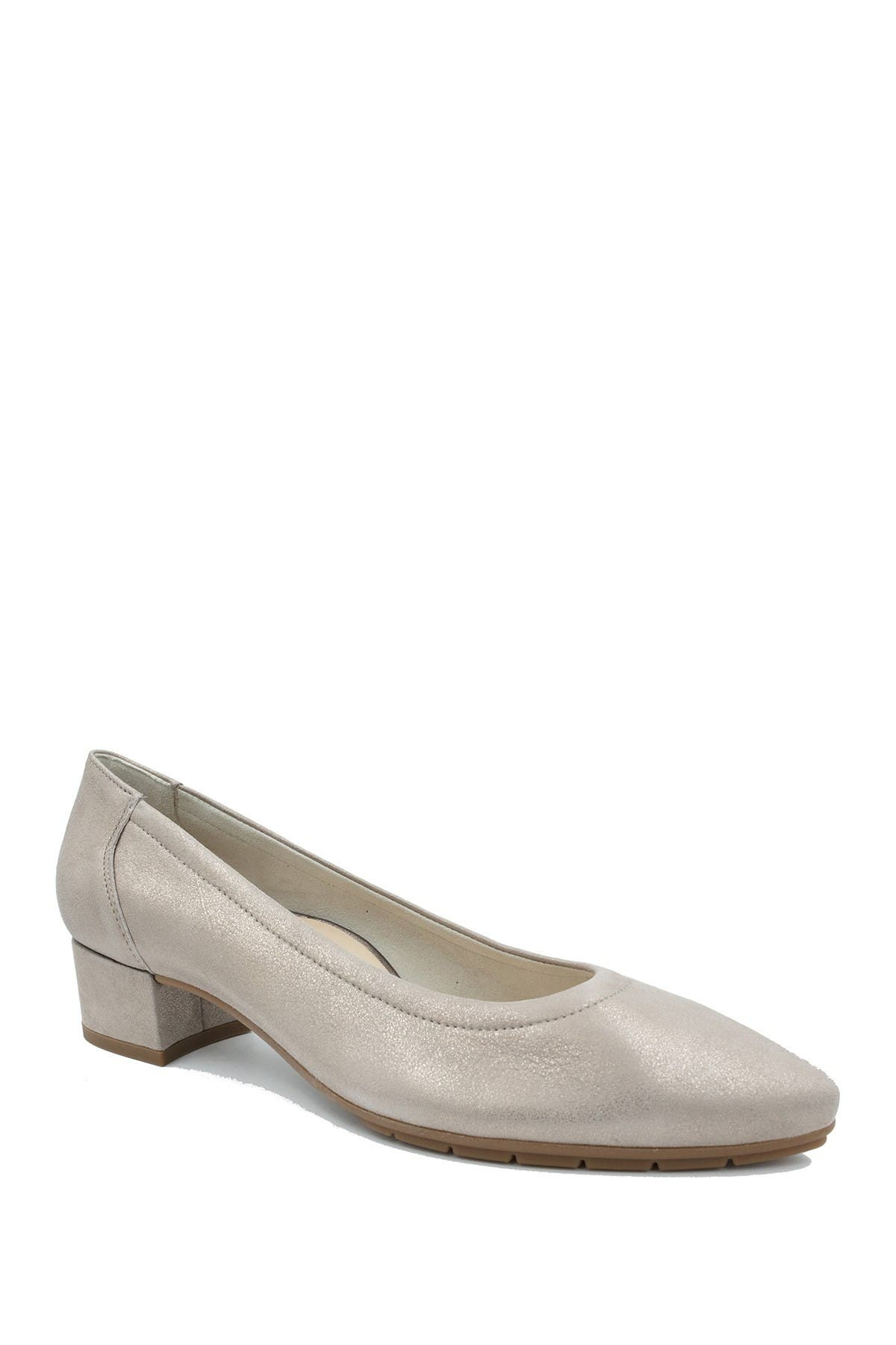 Image of Paul Green Cozette Suede Pointed Toe Pump