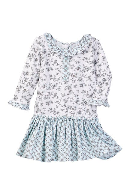 Image of Pippa & Julie Floral Ruffle Dress