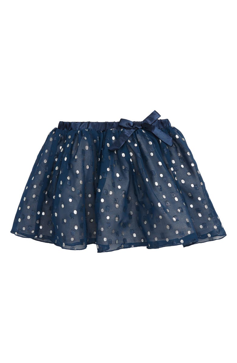PEEK AREN'T YOU CURIOUS Kristy Tutu Skirt, Main, color, NAVY
