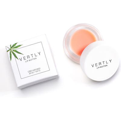 Vertly Cbd Infused Rose Lip Butter