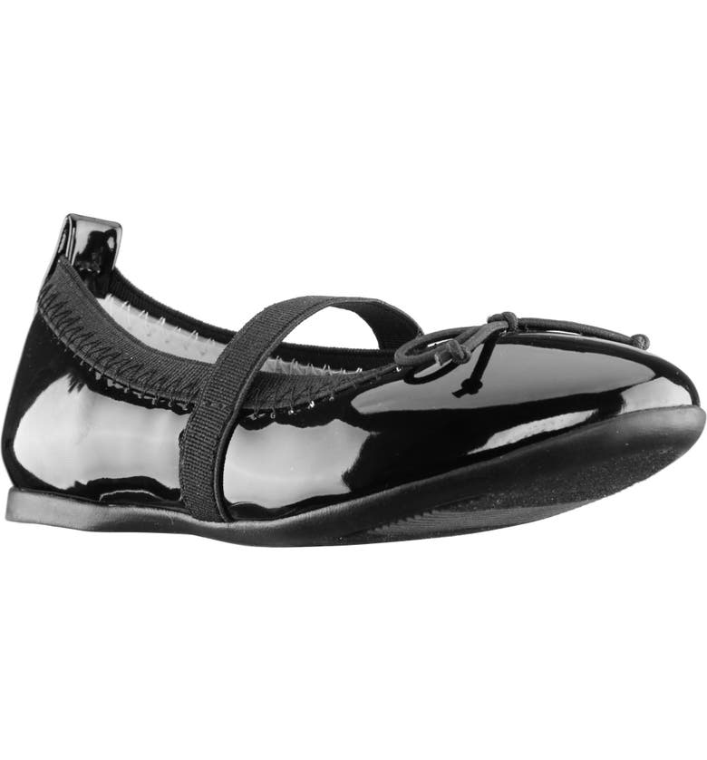 NINA Esther Ballet Flat, Main, color, BLACK PATENT