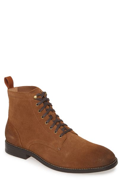 Cole Haan Boots FEATHERCRAFT GRAND PLAIN TOE BOOT
