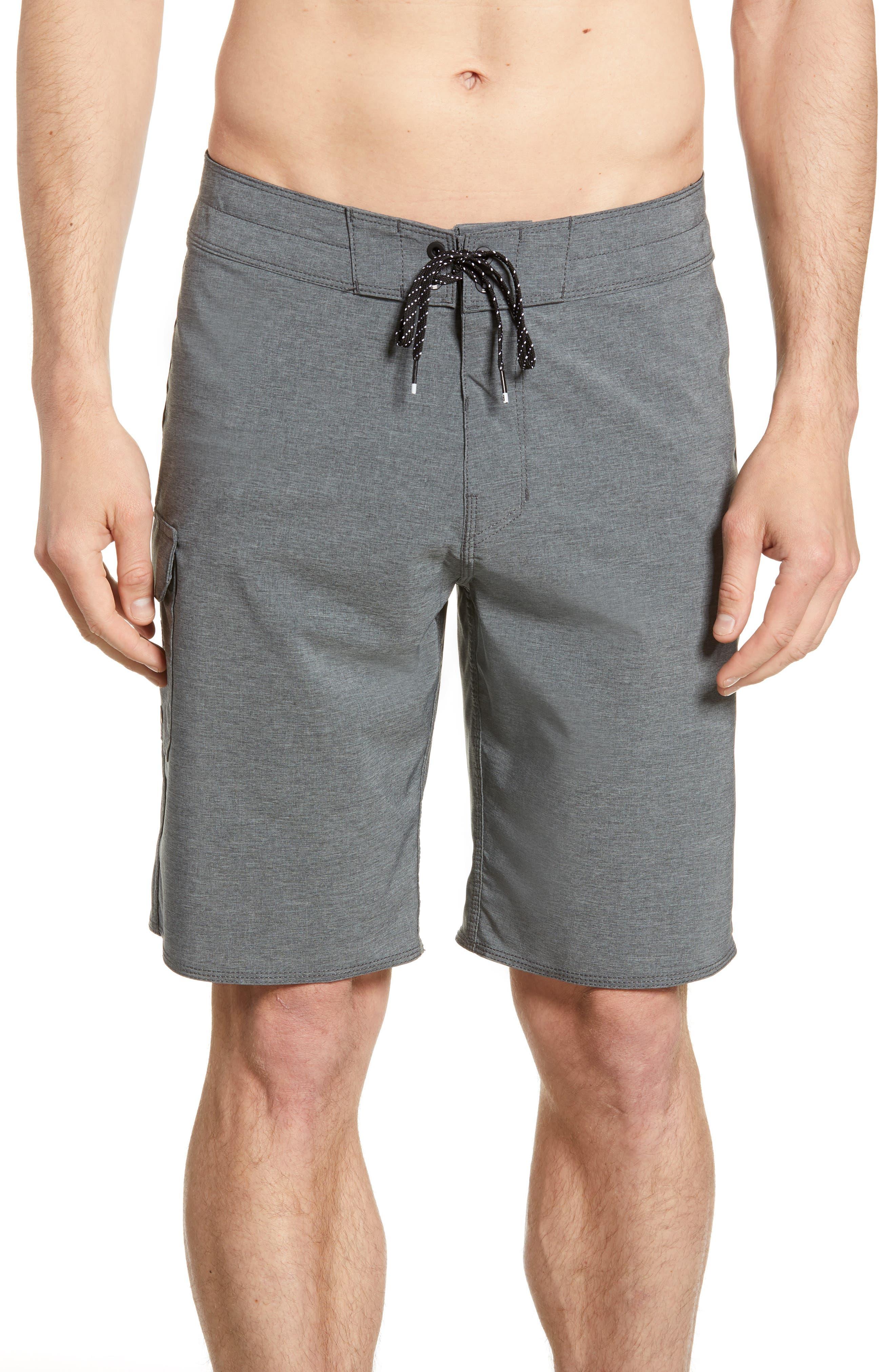 Billabong All Day Pro Board Shorts, Grey