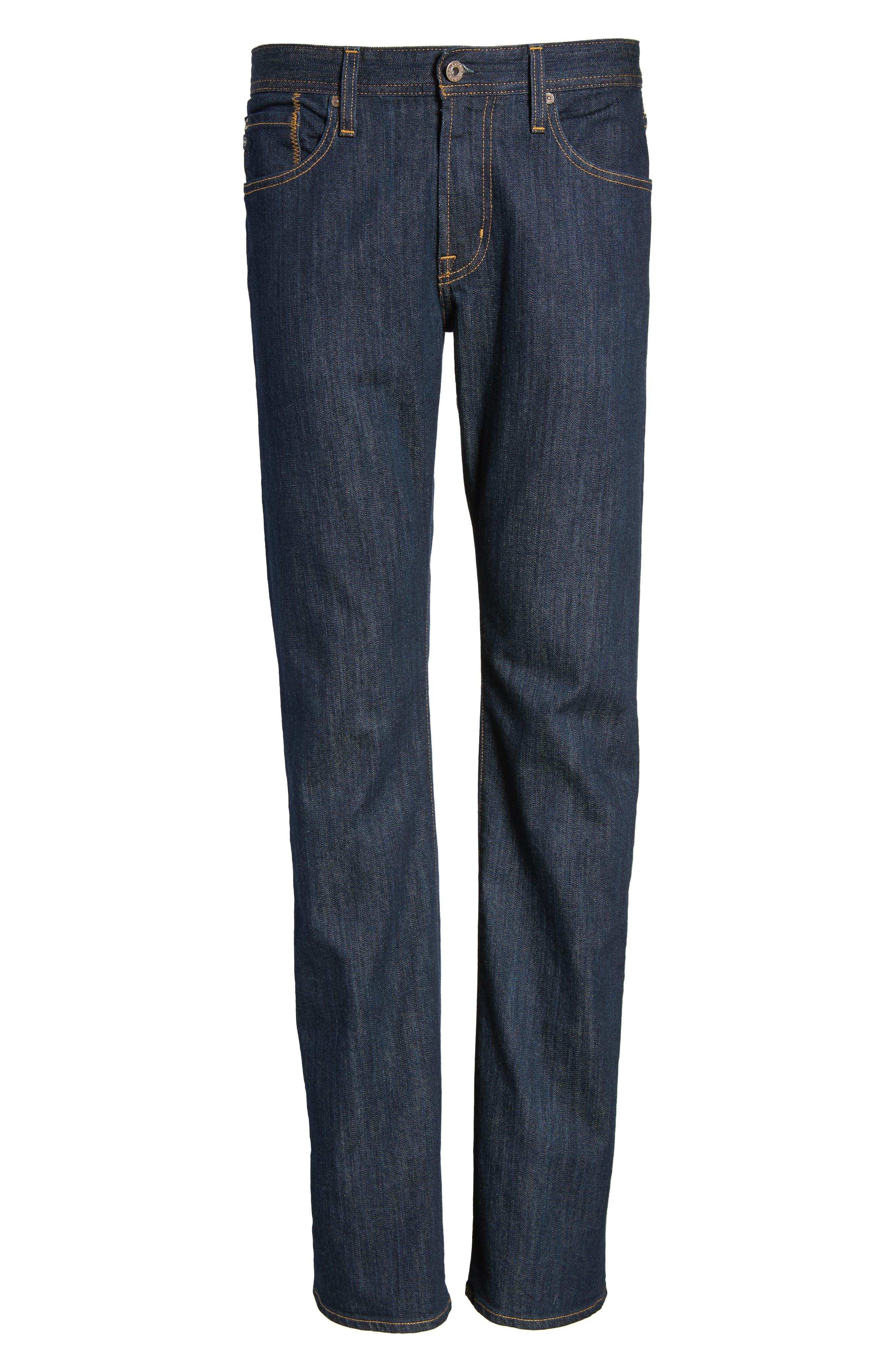 ,                             'Protégé' Straight Leg Jeans,                             Alternate thumbnail 7, color,                             016