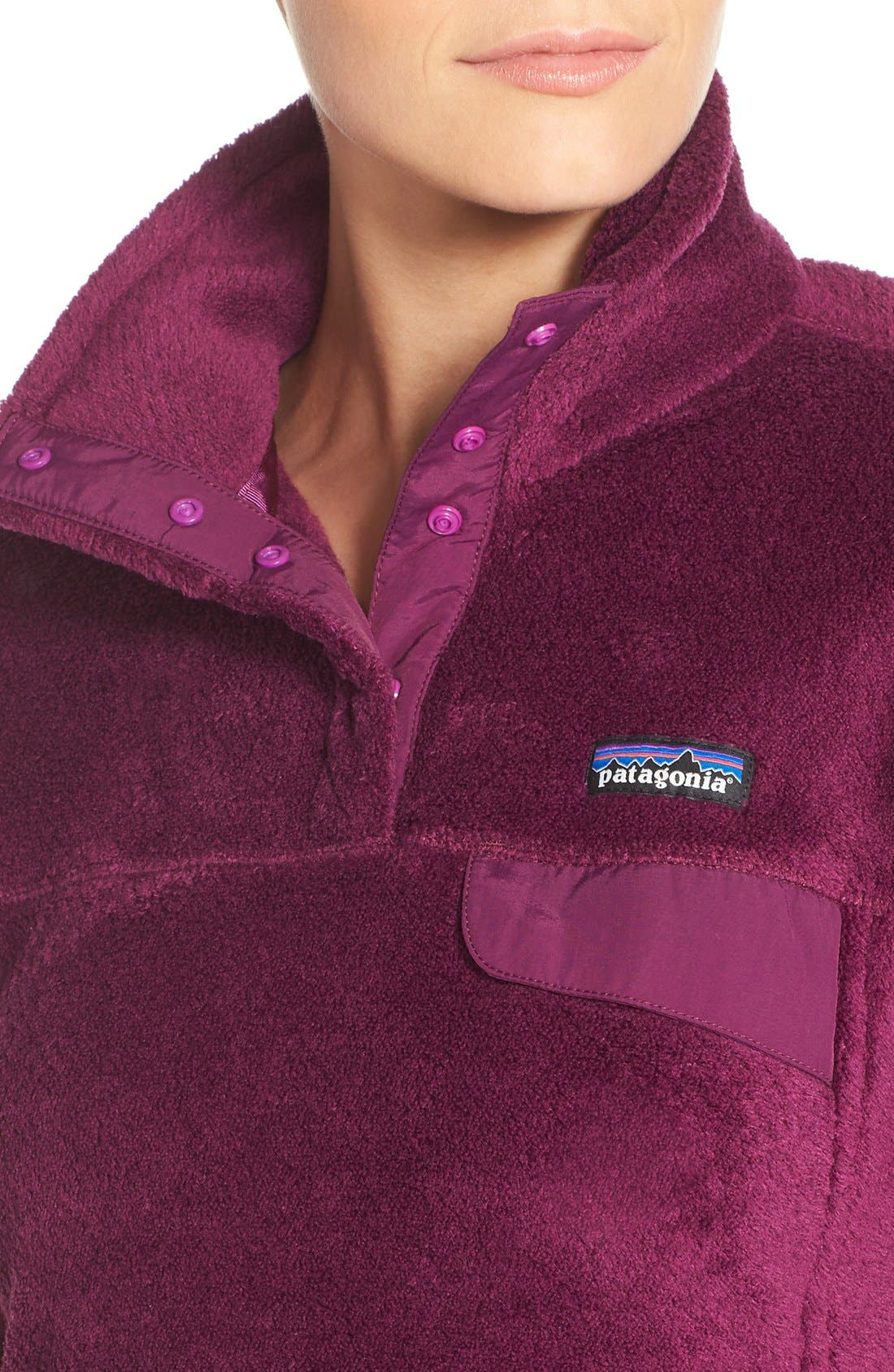 ,                             Re-Tool Snap-T<sup>®</sup> Fleece Pullover,                             Alternate thumbnail 169, color,                             504