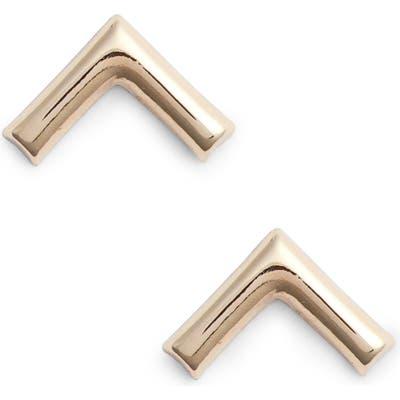Bony Levy Chevron Earrings (Nordstrom Exclusive)