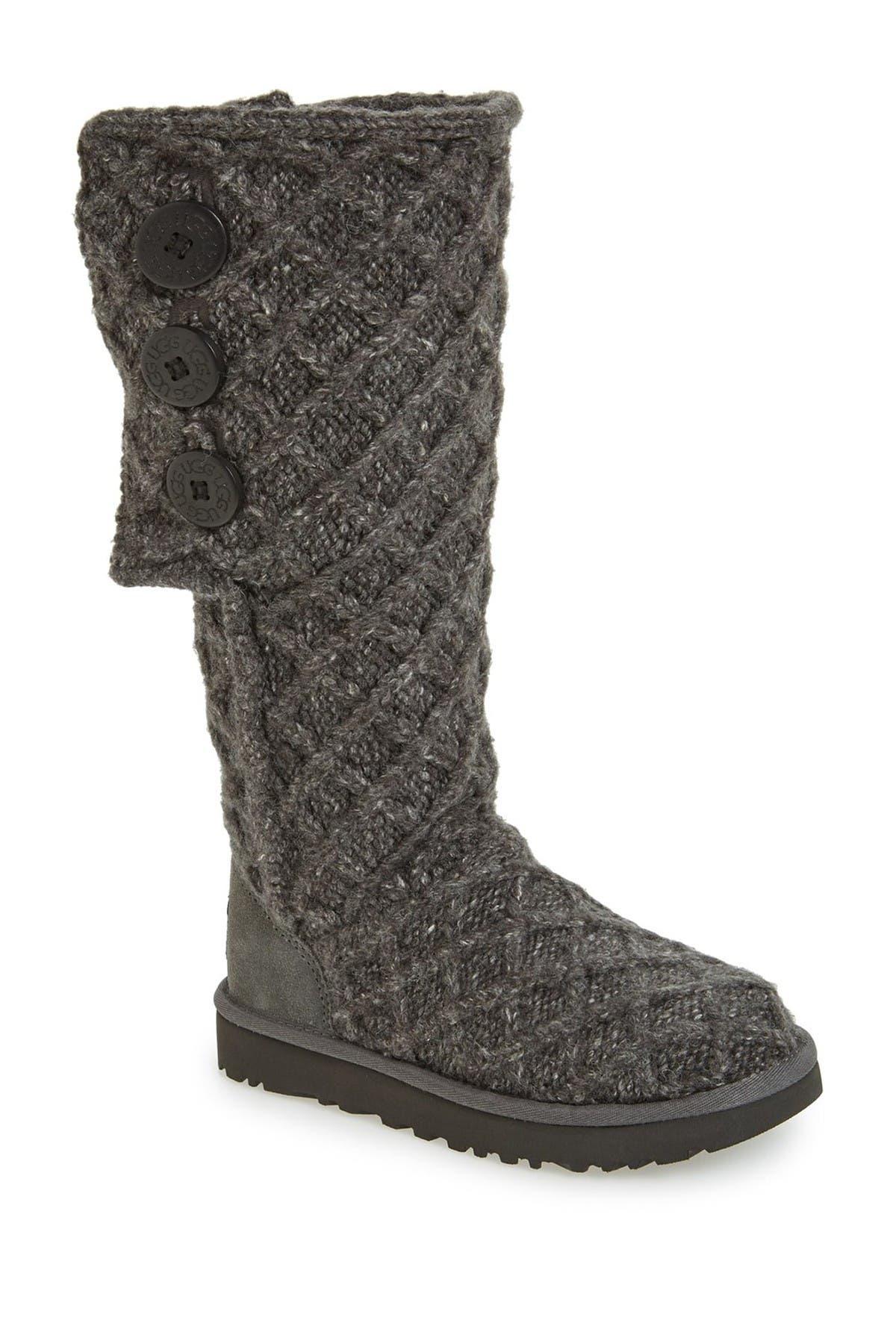 UGG | Lattice Cardy Knit Boot