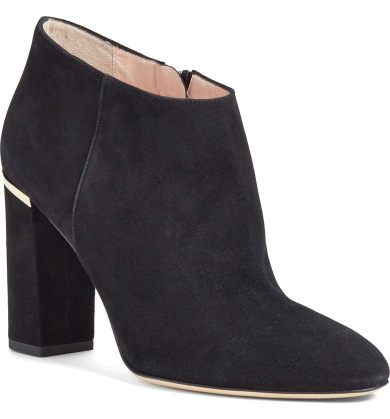 KATE SPADE NEW YORK 'darota' bootie, Main, color, 001