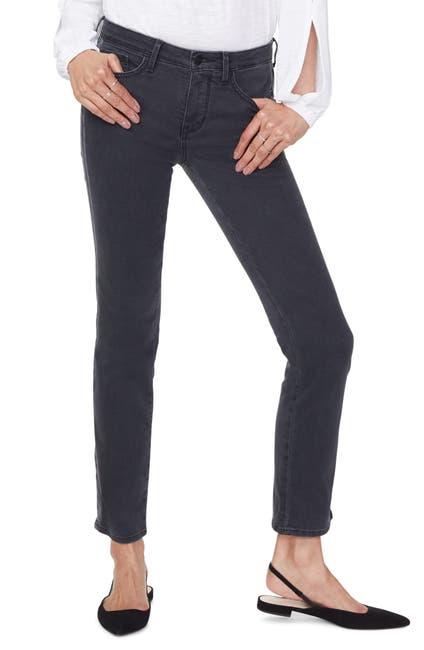 Image of NYDJ Sheri High Waist Side Seam Slim Jeans