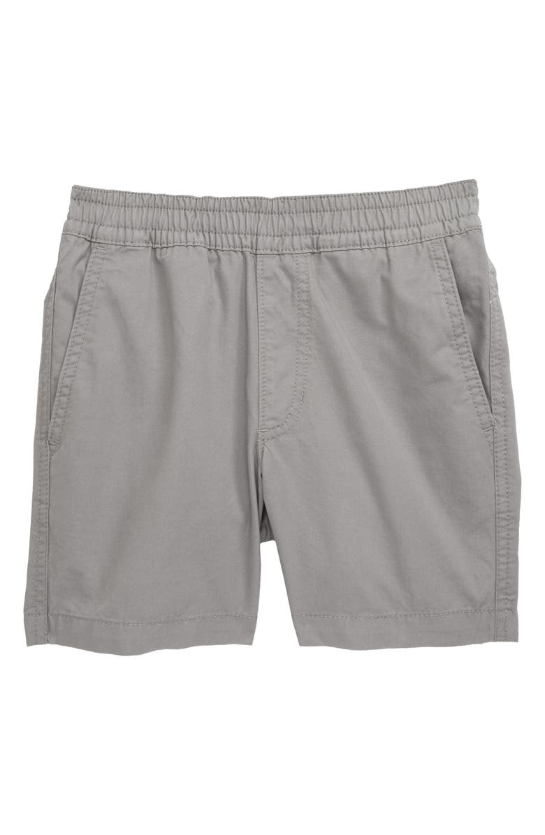VANS Range Shorts, Main, color, FROST GREY
