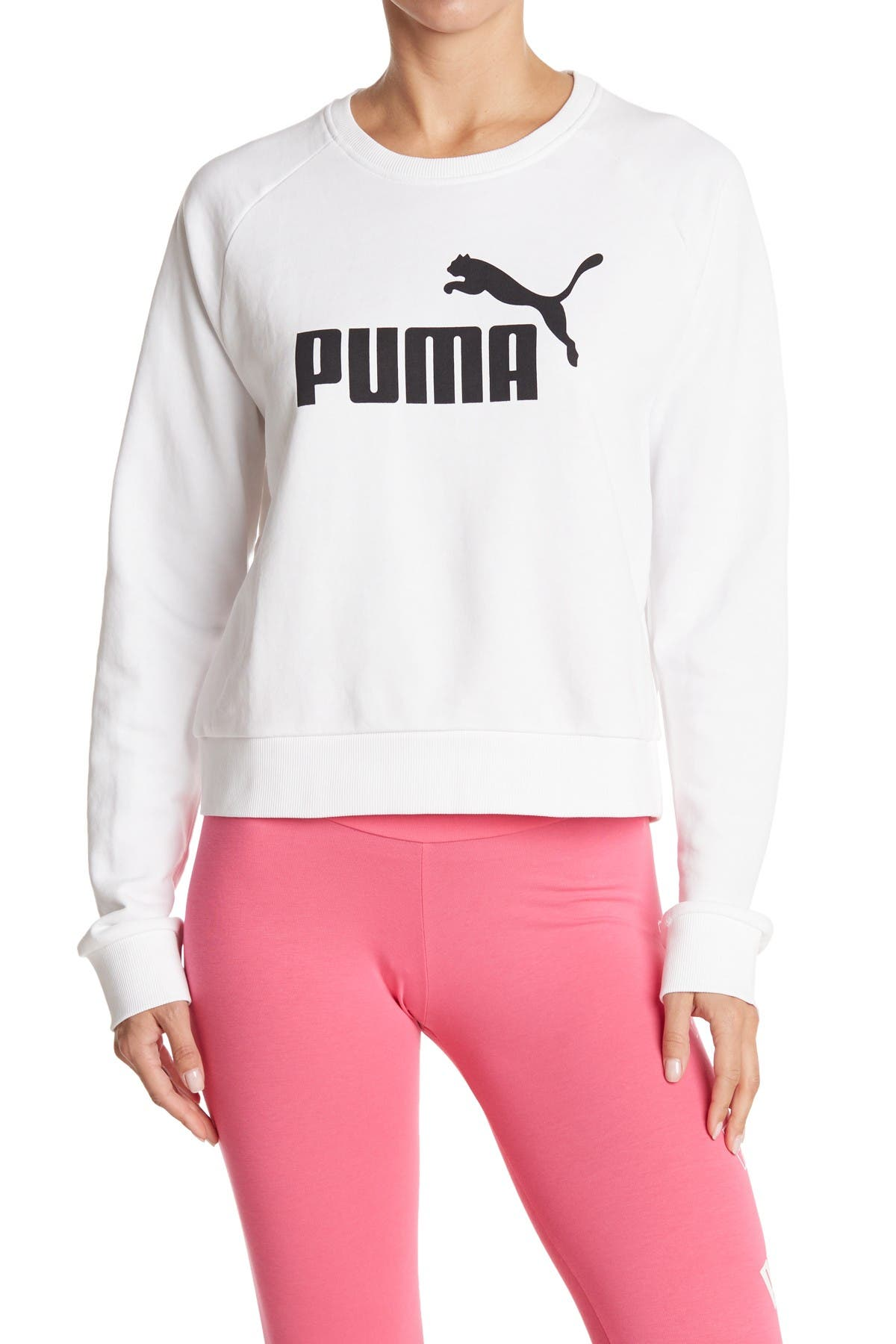 Image of PUMA No. 1 Crew Neck Sweatshirt