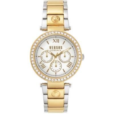 Versace Camden Market Multifunction Bracelet Watch,