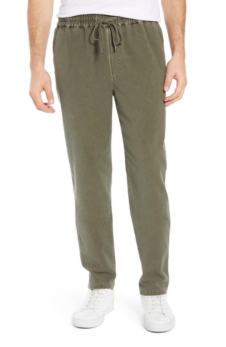 FRAME Drawstring Pants, Main, color, 301