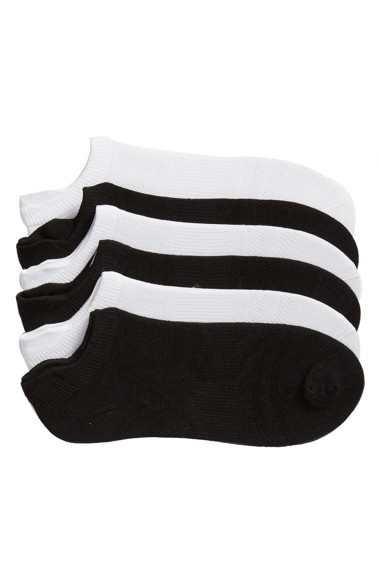 SOF SOLE 6-Pack Low Cut Socks, Main, color, 199