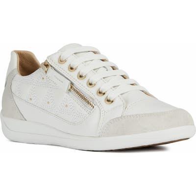 Geox Myria Sneaker, White