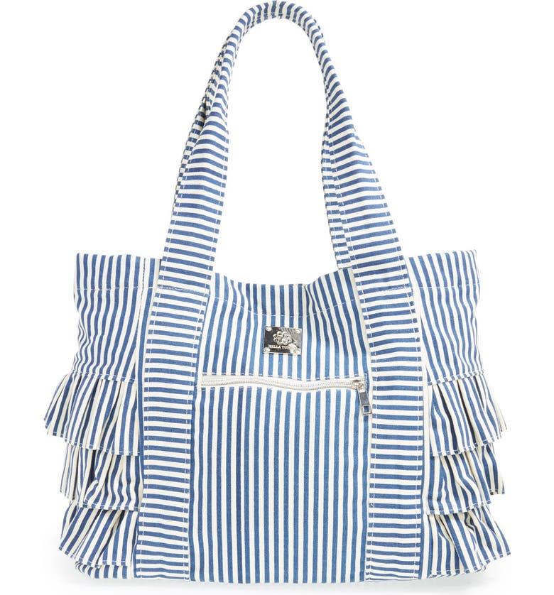 BELLA TUNNO Diaper Bag, Main, color, 410