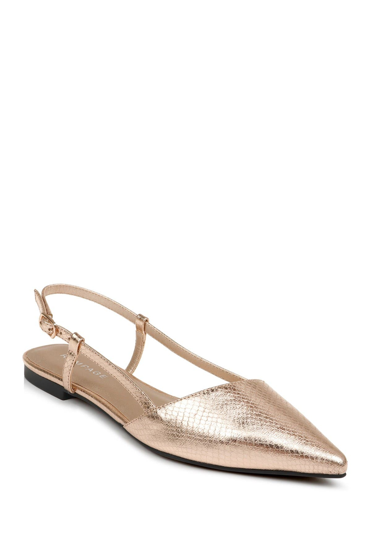 Image of Rampage Cora Pointed Toe Flat