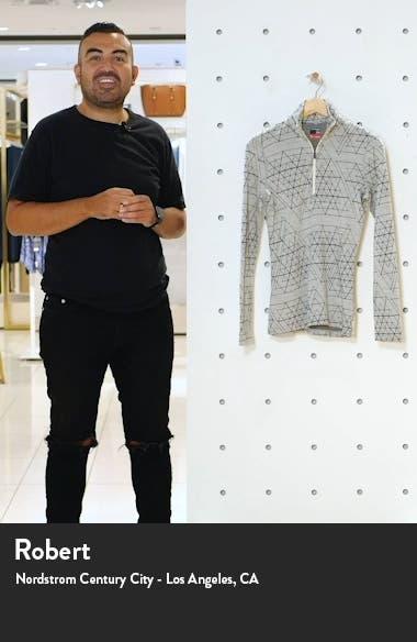 Vertex Merino Wool Half Zip Pullover, sales video thumbnail