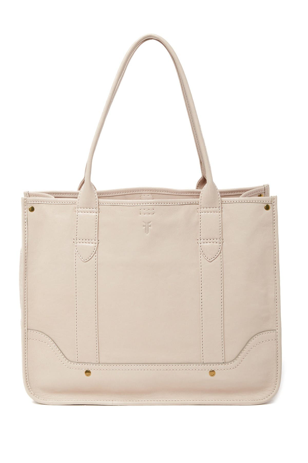 Image of Frye Madison Shopper Leather Tote Bag