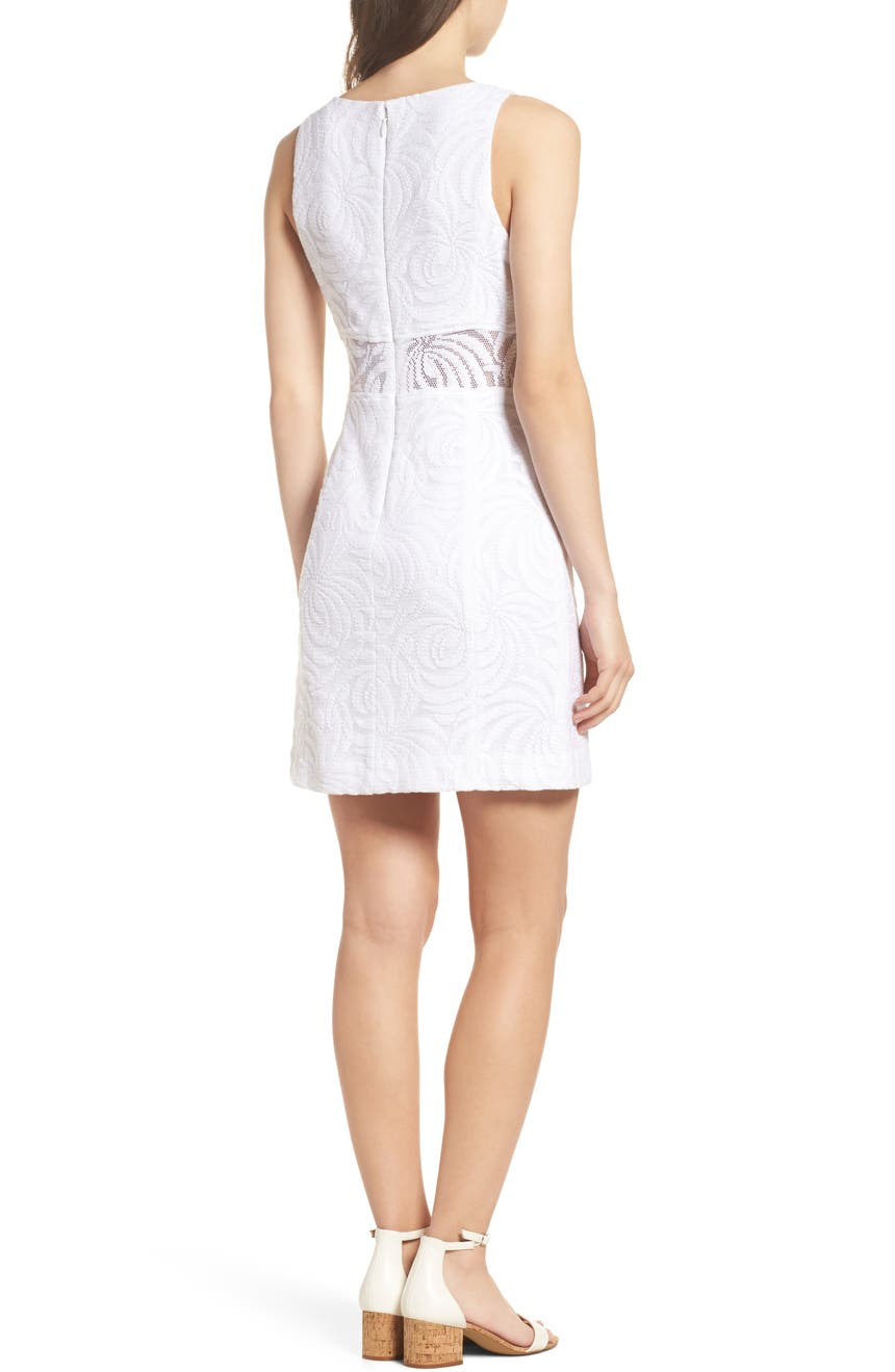 728ece03b4eaa0 Lilly Pulitzer® Blakely Lace Shift Dress | Nordstrom