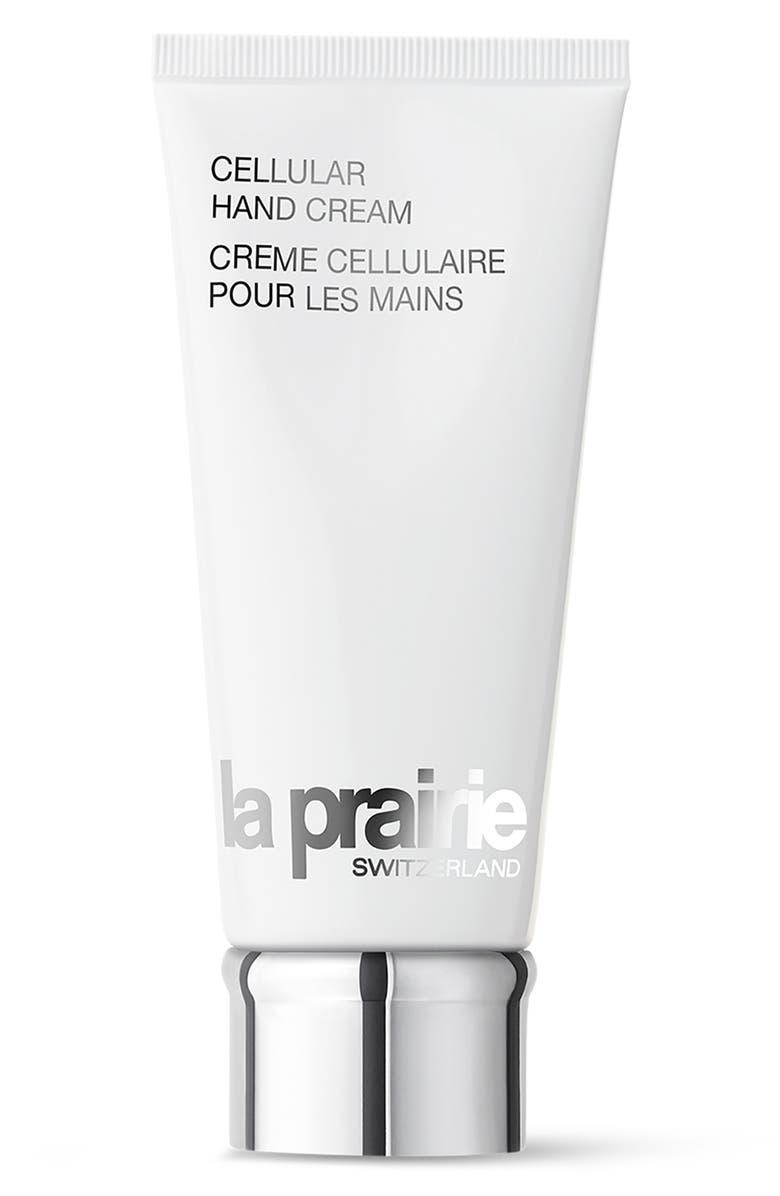LA PRAIRIE Cellular Hand Cream, Main, color, NO COLOR