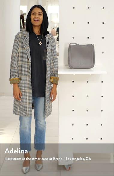Small Mara Faux Leather Crossbody Bag, sales video thumbnail