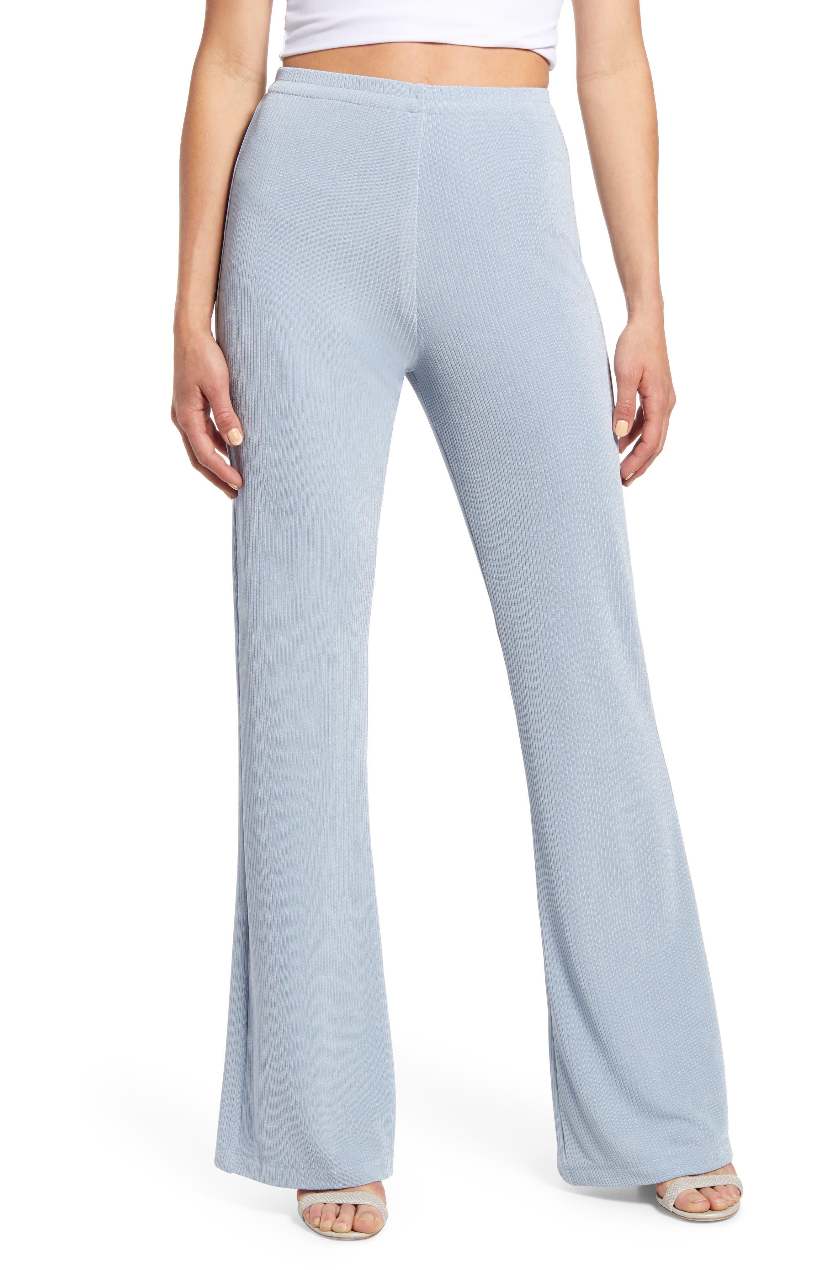 Women's WAYF Decker Flare Leg Pants