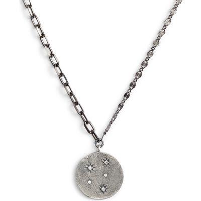 Ela Rae Lara Starburst Pendant Necklace