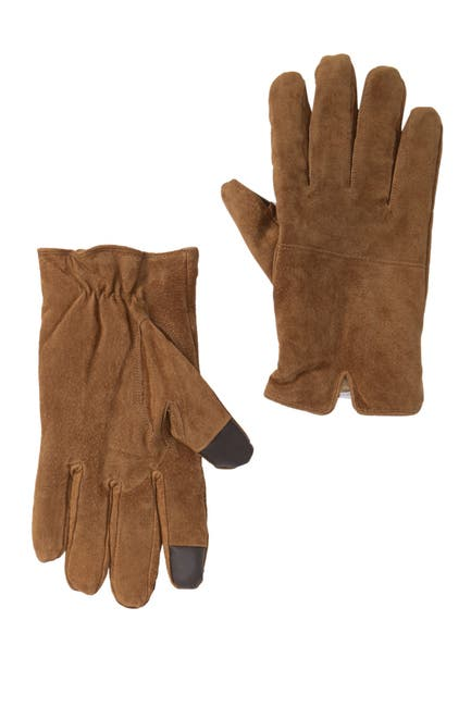Image of Levi's Suede Glove with Watch Vent