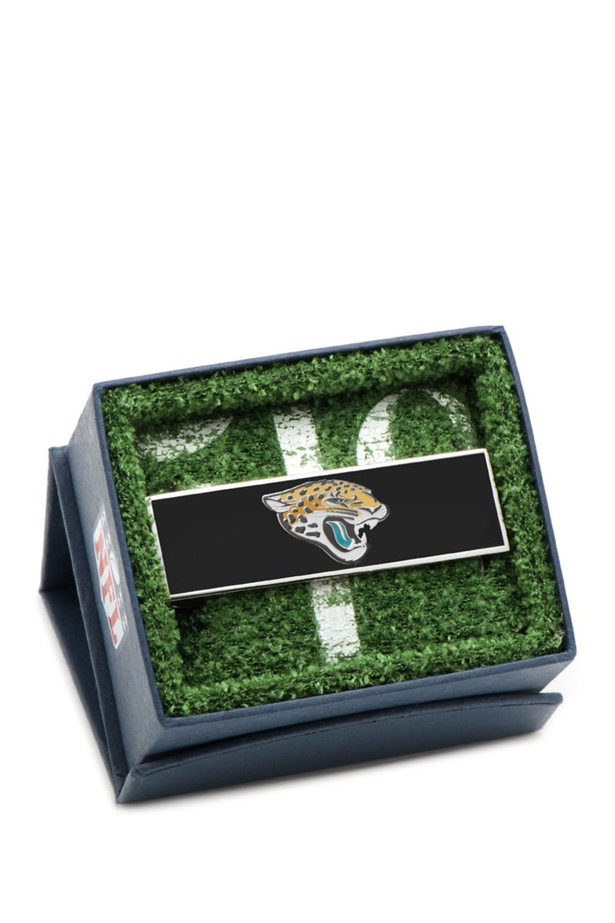 Image of Cufflinks Inc. NFL Jacksonville Jags Money Clip