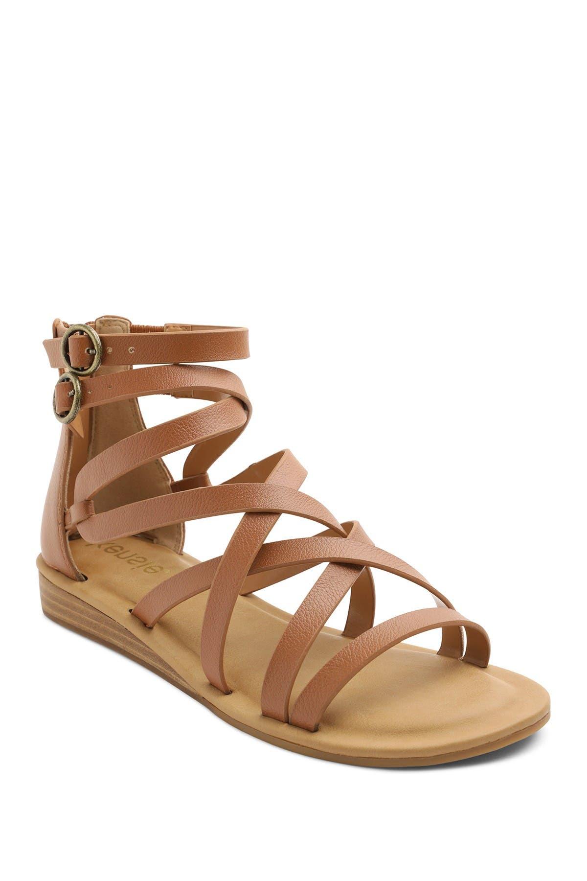Image of Kensie Lanica Gladiator Sandal
