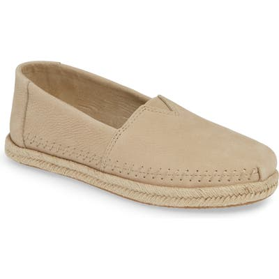 Toms Alpargata Slip-On B - Brown