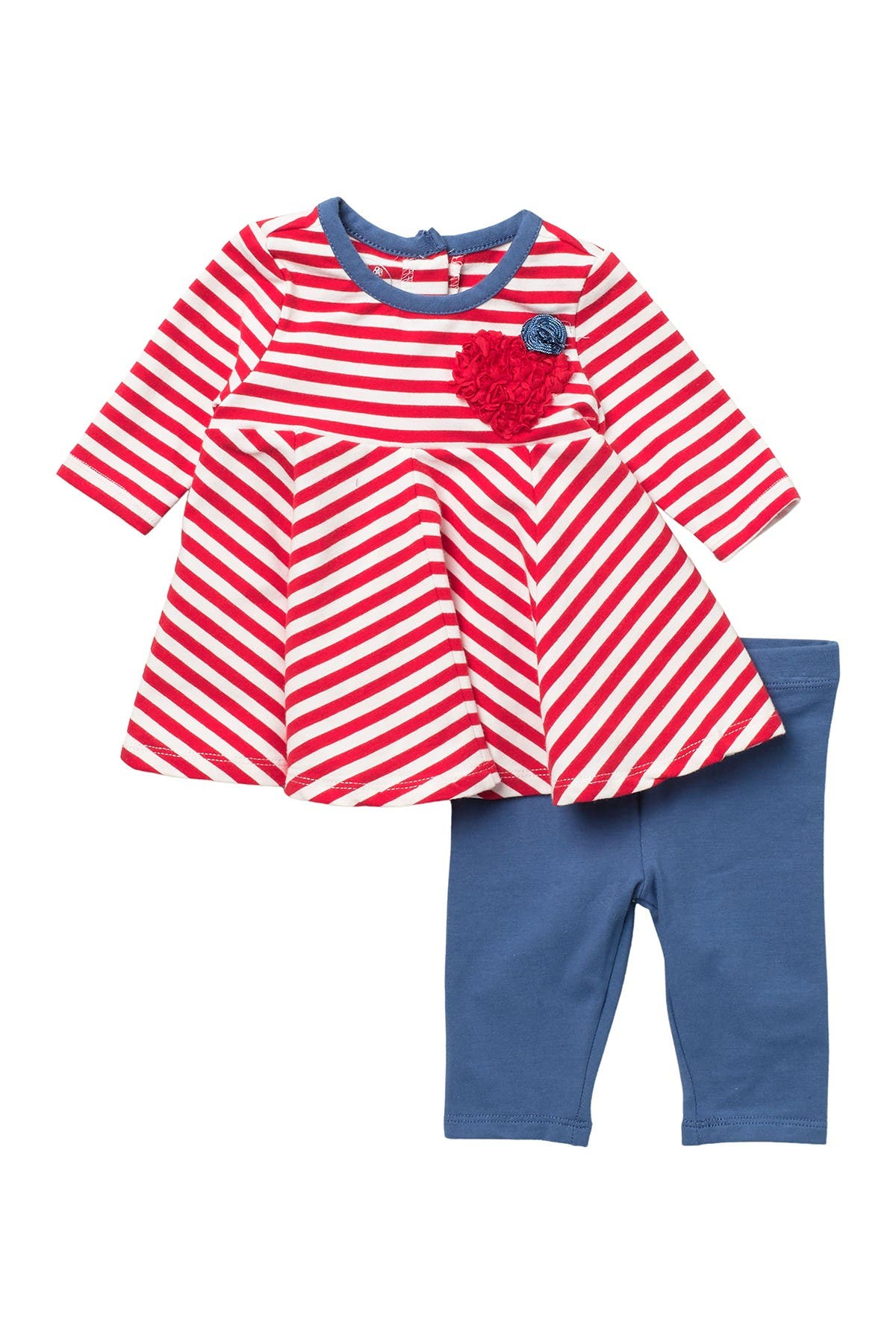 Image of Pippa & Julie Stripe Capri Set