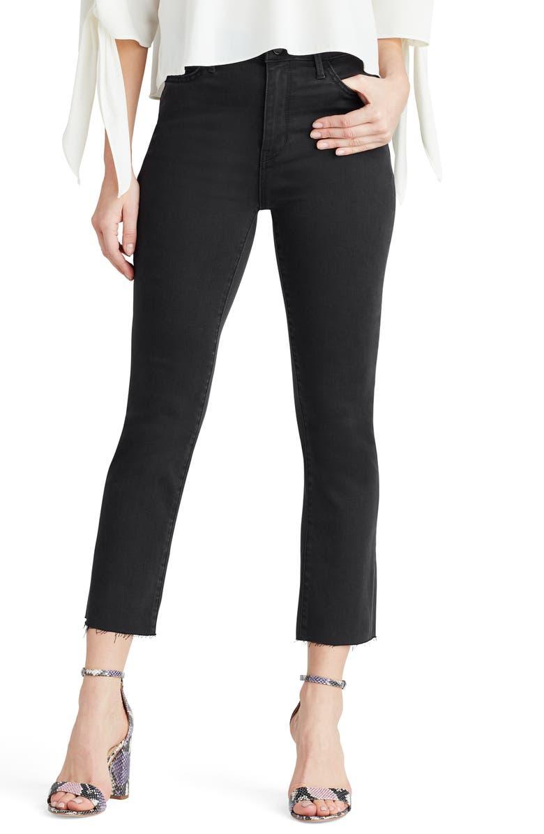 Sam Edelman Crop Stiletto Jeans Blaze
