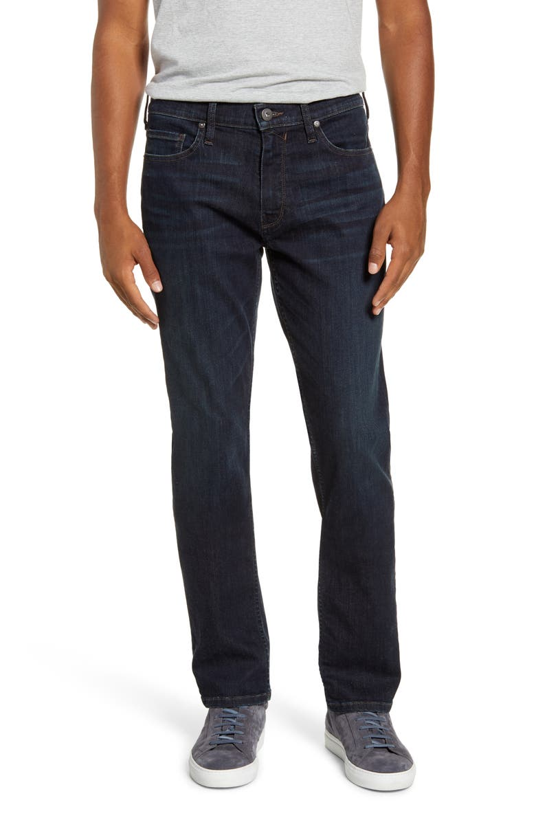 PAIGE Transcend - Federal Slim Straight Leg Jeans, Main, color, TAYLER