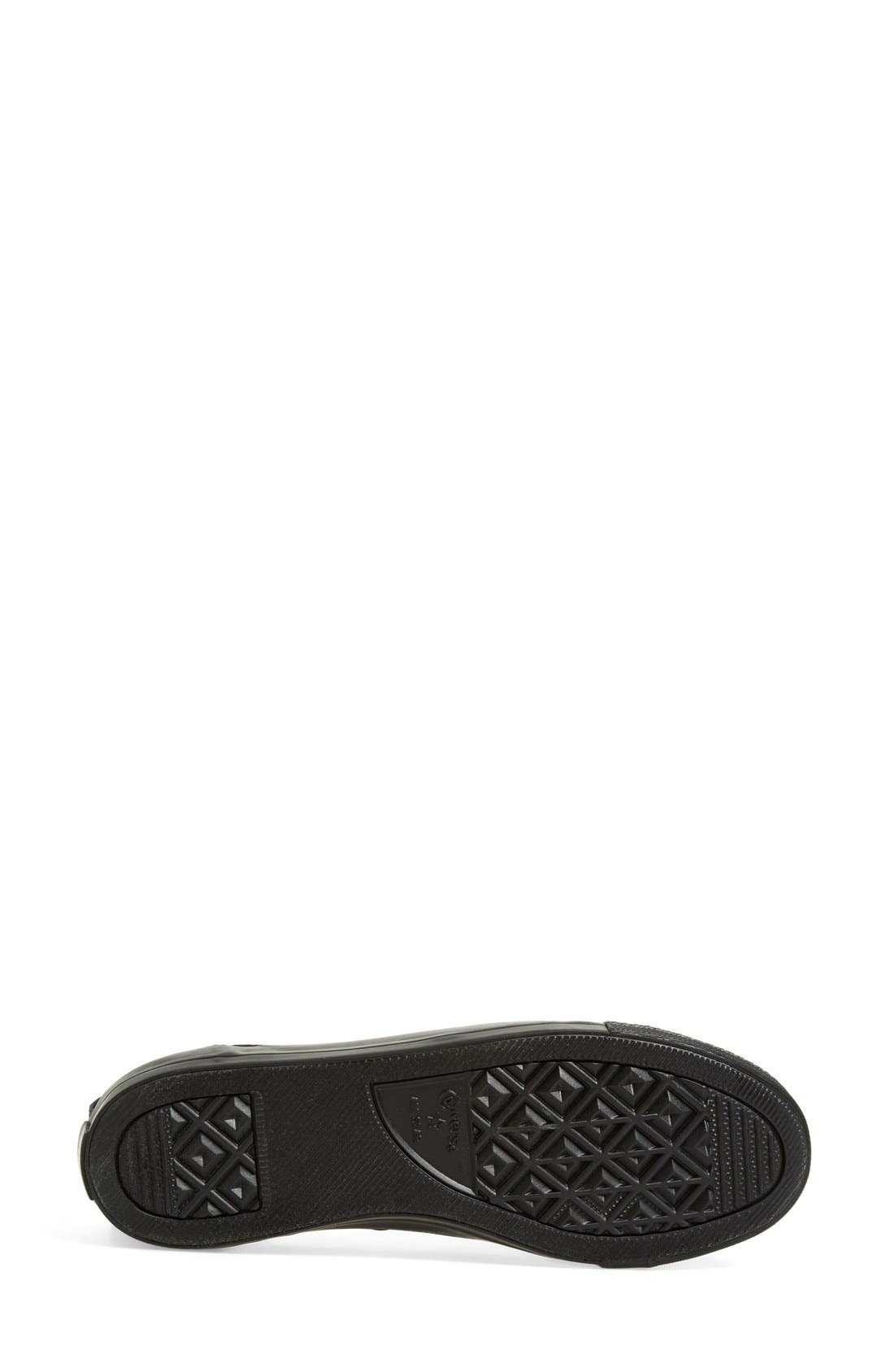 ,                             Chuck Taylor<sup>®</sup> All Star<sup>®</sup> Ballet Canvas Sneaker,                             Alternate thumbnail 9, color,                             005