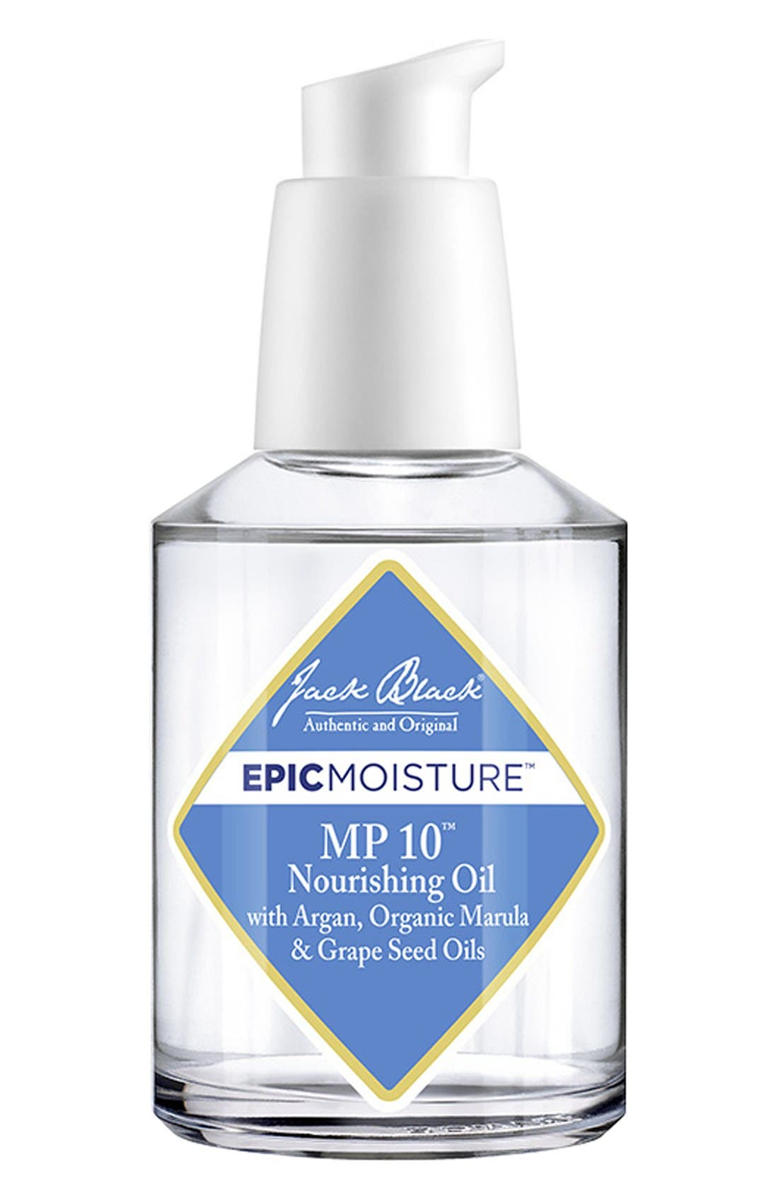 Epic Moisture<sup>™</sup> MP 10<sup>™</sup> Nourishing Oil, Main, color, NO COLOR