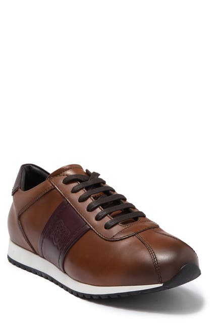Image of Bruno Magli Evo Perforated Sneaker