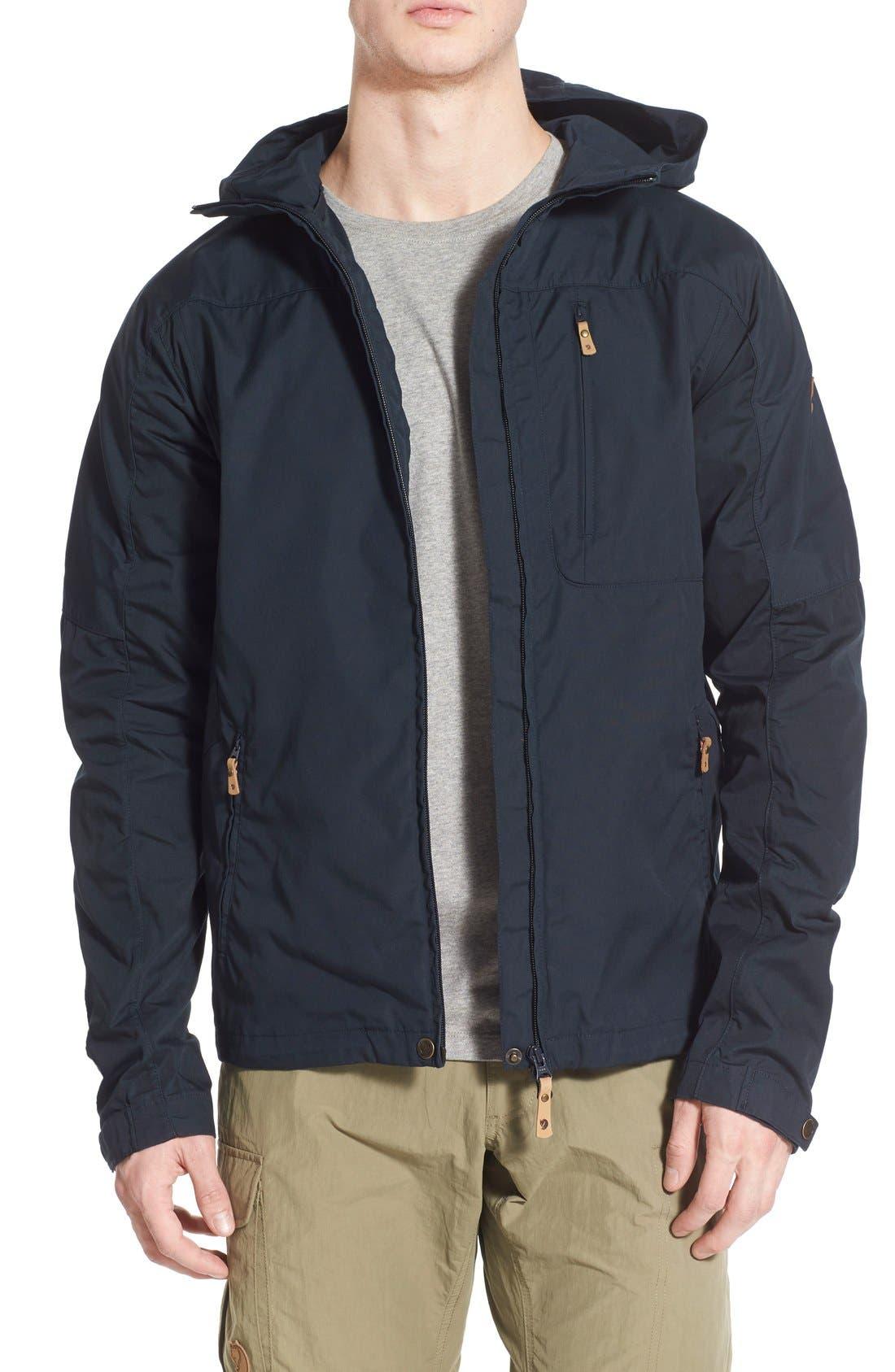'Sten' Hooded Jacket