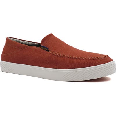 Pendleton Point Mugu Waterproof Slip-On Sneaker- Brown